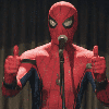 Spider-Man Thumbs-Up