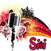 """sisi-rambles: a microphone with the name """"sisi"""" beside it"""