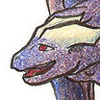 Profile icon of a smiling dragon; the expression borders on gently teasing or exasperated.