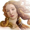 A picture of the Greek goddess Aphrodite.