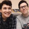 dan and phil :)