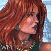 Fantasy Redhead Girl