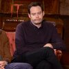 """bill hader """"i am at my limit"""" expression from IT press tour"""
