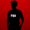 silhouette of Spencer Reid