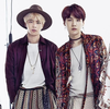 BTS Seokjin and Yoongi
