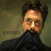 Tony Stark- genius