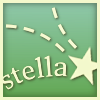 stellastars - blue-green star