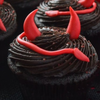 Spicy Chocolate Devil Cupcake