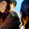 anne bonny looking at max from black sails