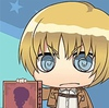 Because pervy Armin is pervy