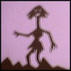 Vampire Slayer Shadow Puppet