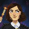 Clara Icon By Jo Bee Art