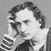 Edwin Booth is not impressed with you or anything.