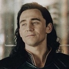 Picture of Loki being happy