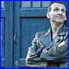 ninth doctor - icon made by merfilly