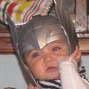 little girl Thor