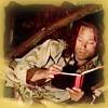Blair writing