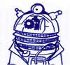 Doctor Dalek - he's waiting for you to make an appointment