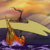 The Wraith, from The Pirates of Dark Water