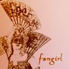Victorian fangirl