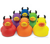 Devil Duckies in a rainbow of colors