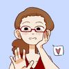 GIF of Eraserhead sighing