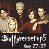 Buffy the Vampire Slayer Cast icon for Buffyverse Top 5