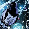 Magpie icon.
