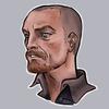 Captain Flint Illustration