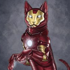 The truth is... I am Iron Cat