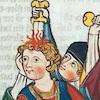 medieval guy sword