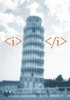 balistener's icon - a picture of the Leaning Tower of Pisa between two HTML tags defining italics text.