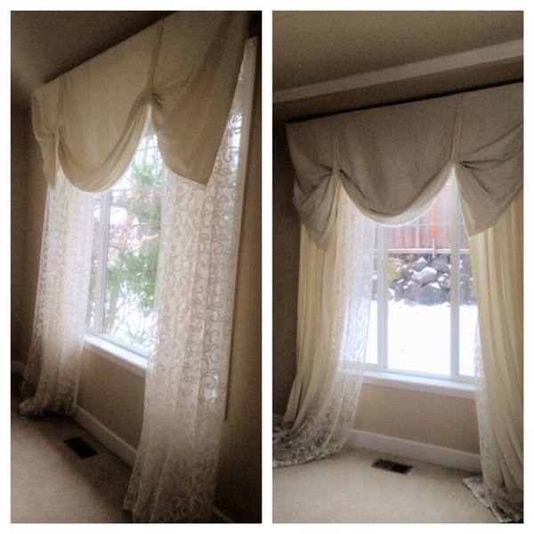 offerup drapes curtains for large windows household in bothell