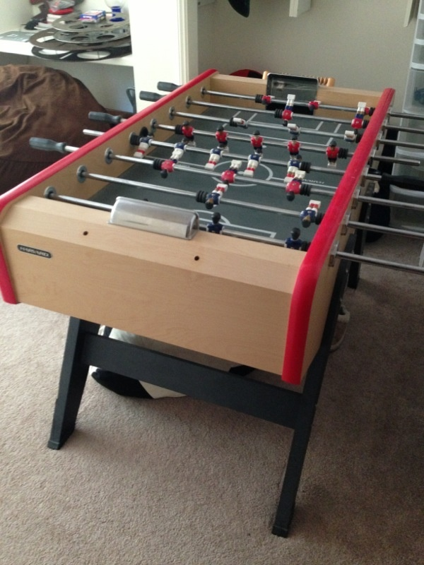 [highland games foosball table] - 100 images - foosball ...