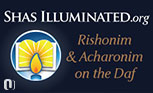 Shabbos 105 - Shas Illuminated