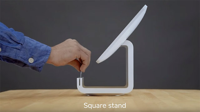 square stand