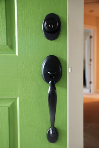 door handle oil rubbed bronze