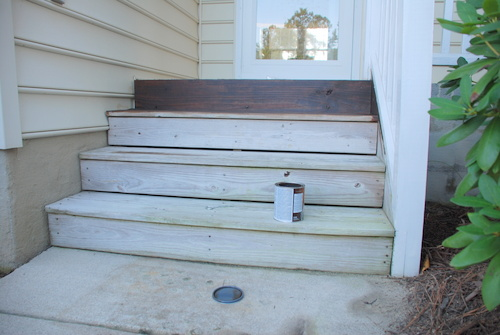 staining steps