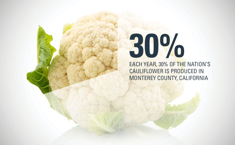 Monterey County Cauliflower