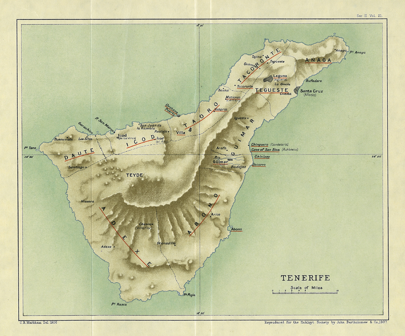 The Guanches of Tenerife, The Holy Image of Our Lady of Candelaria and the Spanish Conquest and Settlement
