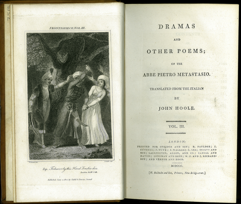 Dramas and Other Poems. Vol. III