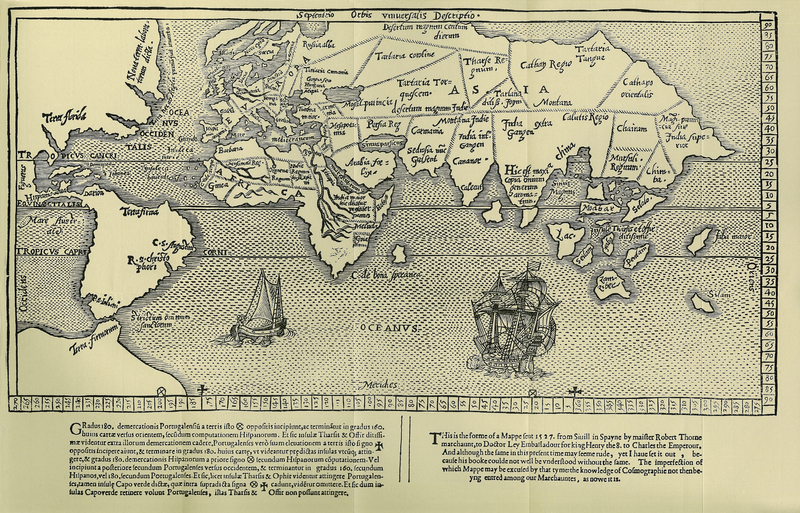 Divers Voyages Touching the Discoverie of America