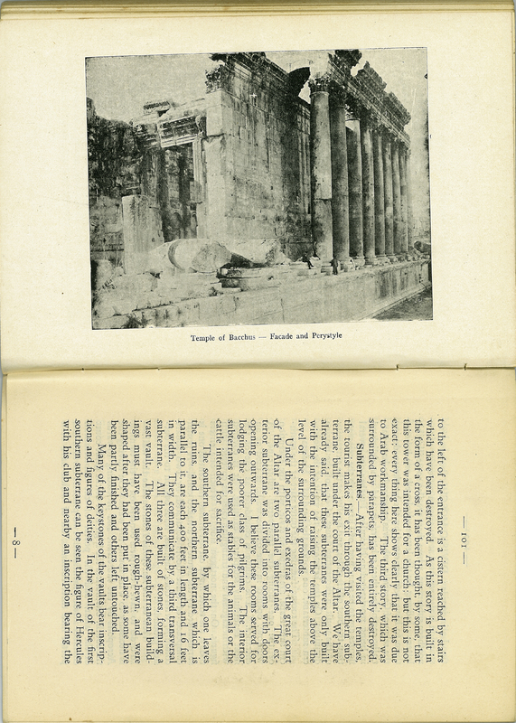 History of Baalbek