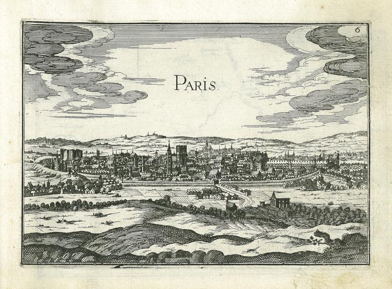Les Plans et Profilz de toutes les principalles Villes et lieux considerable de France Ensemble les Cartes Generalles…