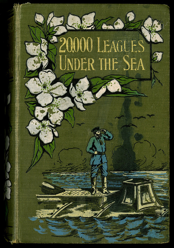 Twenty Thousand Leagues Under the Sea. Vol. I