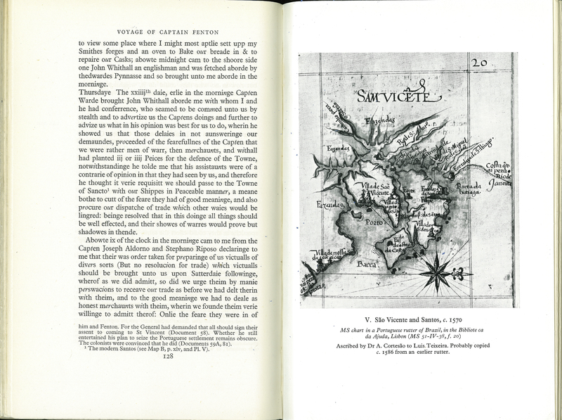 The Troublesome Voyage of Captain Edward Fenton 1582-1583: Narratives and Documents