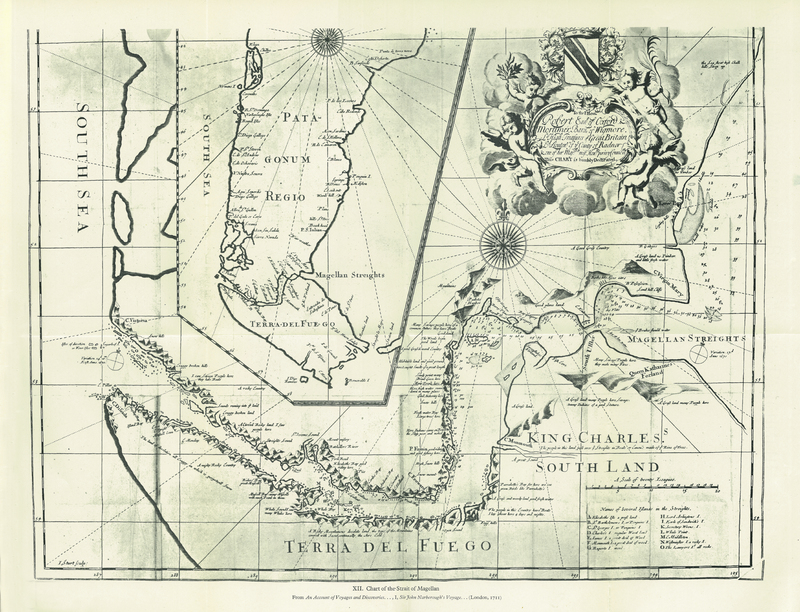 Byron's Journal of his Circumnavigation, 1764-66