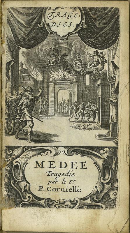 Médée Tragedie