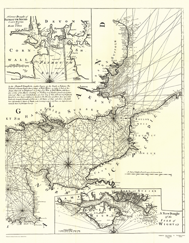 The Three Voyages of Edmond Halley in the 'Paramore', 1698-1701