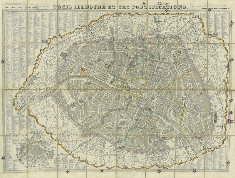 Paris Illustré et Ses Fortifications